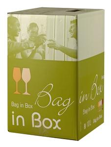 Bag in box blanc
