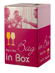 Bag in box Rouge